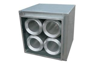 XYYL圆形列管式消声器