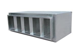 ZP100片式消声器